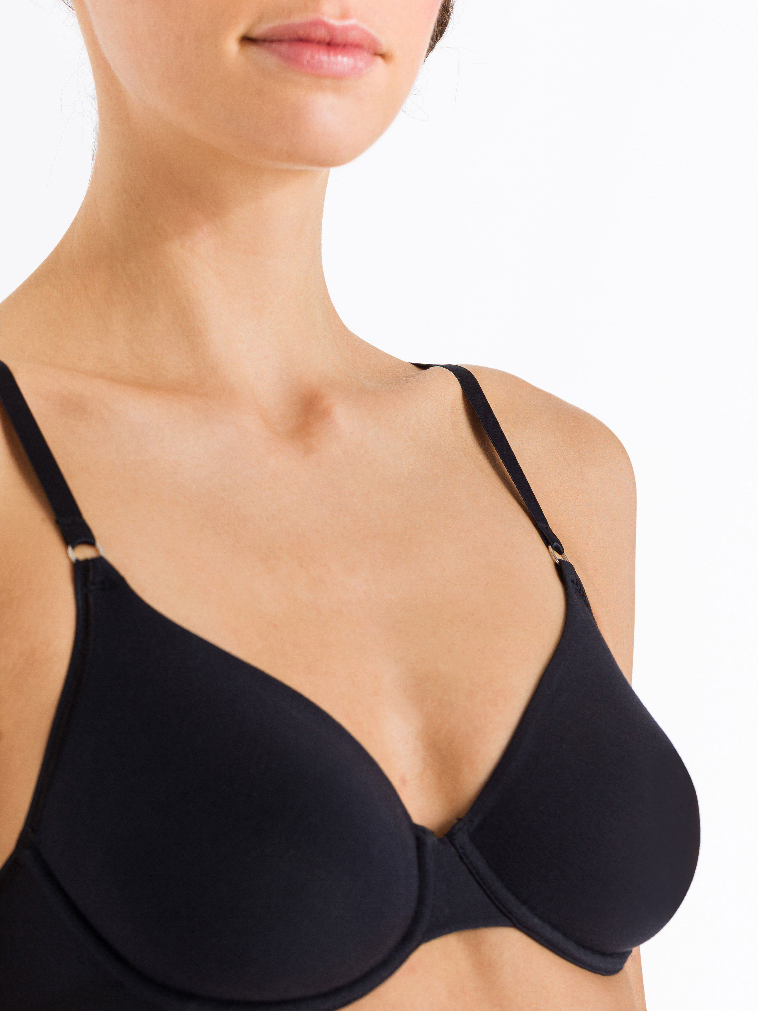 MOLDED BRA COTTON SENSATION