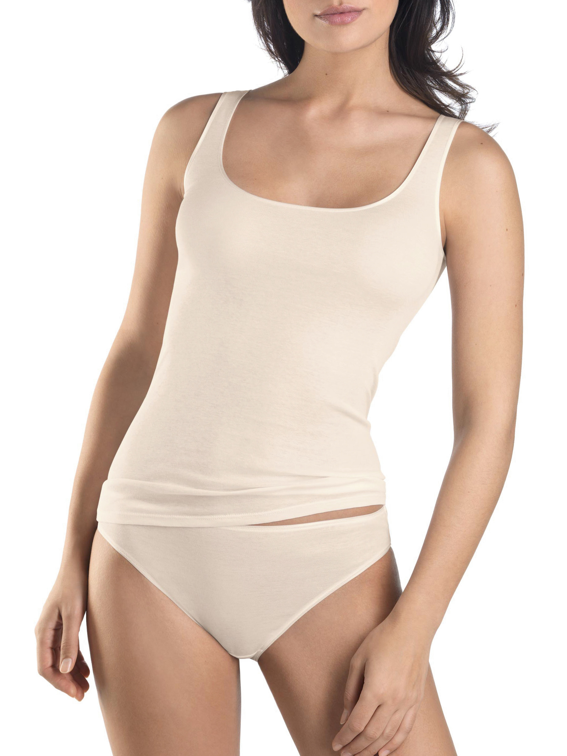 TOP COTTON SEAMLESS