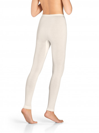 LEGGINGS WOOLEN SILK