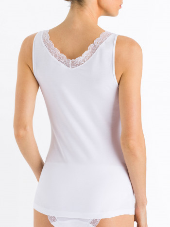 TOP COTTON LACE