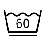 Schonend waschen 60